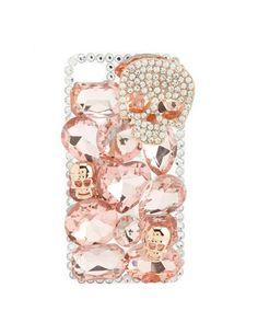 Chunky Stone & Skull Phone Case - 4: Charlotte Russe