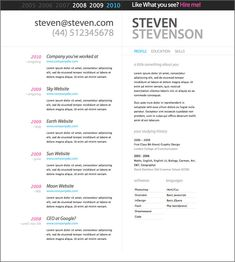 resume_template_sample_cv_online_download3 best resume templatecv templatetemplates freebest resume formatresume format examplesjob resumeresume