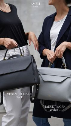 Empowering our businesswomen with elegant yet minimalistic business bags. Discover our wide selection of functional work handbags, designed to be an extension of your own ambition and style. Designed in Switzerland and handcrafted in Italy. Zurich, Work Handbag, Business Outfits, Business Women, Pairs, Ambition, Switzerland, How To Wear, Italy
