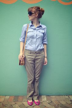 outfit: business me by Chelle Lynn, via Flickr