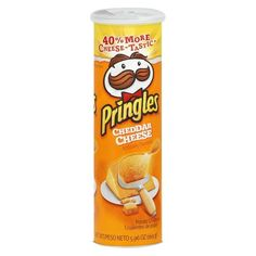 Pringles Super Stack Cheddar Cheese Potato Crisps 5.96 oz