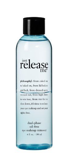 Philosophy Just Release Me Eye Makeup Remover, 6 Ounce -- Continue to the product at the image link.
