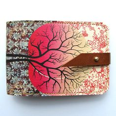 oh, this is gorgeous! I must have card holder, cause my ID doesn't fit in my new wallet:D