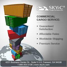 Commercial Cargo Transportation by Intermodal in USA & Canada Cargo Services, Panama, Transportation, Commercial, Cold, Panama Hat, Panama City