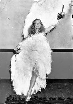 Sally Rand, 1933  ( Tribune archive photo )  At Chicago's second World's Fair, rides and scientific exhibits were fine, but the most popular attraction was fan dancer Sally Rand