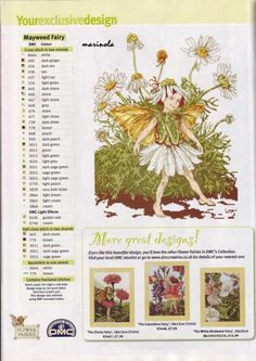 Mayweed Fairy 4/4