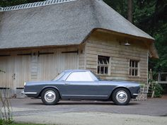 1965 Lancia Flaminia  Maintenance/restoration of old/vintage vehicles: the material for new cogs/casters/gears/pads could be cast polyamide which I (Cast polyamide) can produce. My contact: tatjana.alic@windowslive.com
