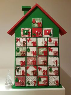 Advent Calendar Advent Calendars, Christmas Ideas, Holiday Decor, Home Decor, Xmas, Decoration Home, Room Decor, Home Interior Design, Home Decoration
