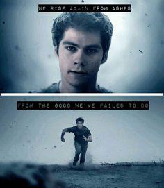 Stiles- Teen Wolf