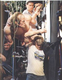 """Behind the scenes special effects for the 1987 Warner Bros. film """"The Witches Of Eastwick. The Witches Of Eastwick, Jack Nicholson, Family Movies, Documentary Film, Special Effects, Warner Bros, Science Fiction, Growing Up, Documentaries"""