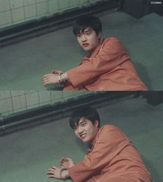 Ha ha D.O in Remember you Kyungsoo, Kaisoo, Exo Kokobop, Kpop Exo, Exo Korean, Korean Drama, Exo Album, Memes, Kim Minseok