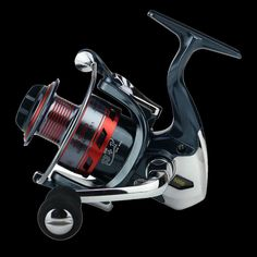 Browse our great selection of WALK FISH Spinning Fishing Reel Metal Series Spinning Reel Fishing Tackle for sale at affordable prices! Buy [name of product] online with free worldwide shipping to 185 countries and high-quality customer service. Fishing Shop, Fishing Line, Going Fishing, Ice Fishing, Fishing Tackle, Bass Fishing, Fishing Boats, Trout Fishing, Fishing Tricks