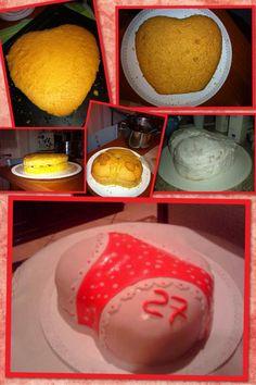 Tutorial torta sedere