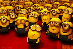 I love minions and want one