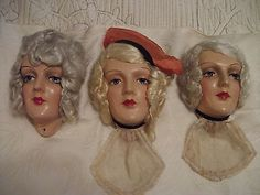 Three-Boudoir-Doll-Faces-From-the-1920s