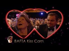 Leonardo DiCaprio Just Won Valentine's Day After Kissing Maggie Smith on the BAFTA Awards Kiss Cam | E! Online Mobile