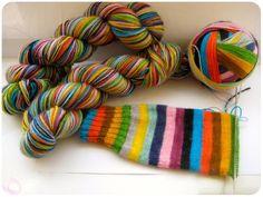 So Much Yarn, So Little Time I want this yarn!!!