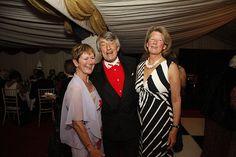 Tim with Jan Wareham and Christine Graves