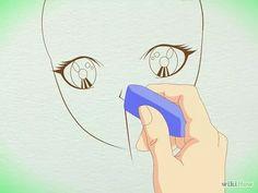 Imagem intitulada Draw Manga Faces in Basic Sketching Step 18