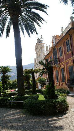 Villa Durazzo - Santa Margherita, Liguria, Italy