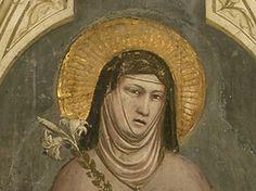 """Prier avec sainte Claire  Comment prier simplement ? Avec Suzanne Giuseppi-Testut, découvrons la grande simplicité de sainte Claire qui conseillait à ses Soeurs avant toute prière, de """"poser"""" leur âme en Dieu."""