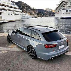 • Monaco grocery getter. •  Owner: @gmk001  Car: 2016 Audi RS6 HP(tuned): 4.0L twin-turbo V8 730hp 0-62(mph): 3.3 seconds  Follow⬇⬇⬇ @audi__germany @audicarsworld @audi_regram @audipixs @stunningaudis  #Audi #rs6 #audirs6 #a6 #s6 #sportback #supercar #sportscar #quattro #caroftheday #photooftheday #unique #love #yolo #speed #qauto #luxury #audir8 #wantanr8 #rs #teamaudi #beautiful #amazingcars247 #cars #photography #follow #instacool #instamood #supercar #sportscar Audi A6 Rs, Audi Rs6, Audi Quattro, Audi Germany, E91 Touring, Little Red Wagon, Twin Turbo, Cool Cars, Super Cars