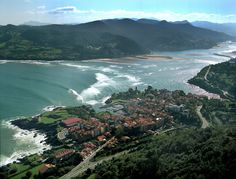 Mundaka, Euskadi Basque Country * RAEN Europe 2014