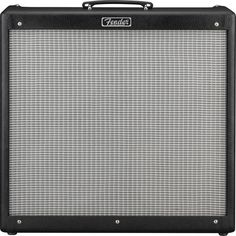Fender Hot Rod DeVille 410 III 60W 4x10 Tube Guitar Combo