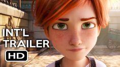 Ballerina Official International Trailer #1 2016 Elle Fanning Maddie Ziegler Animated Movie HD