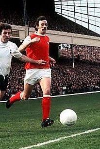 John Matthews Arsenal 1977