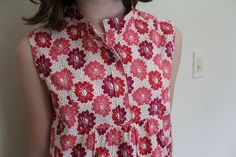The Tova dress for a teen. This site is great! Sewing and quilting - the house on Hill Road.
