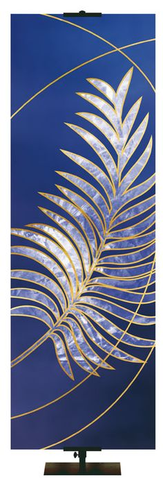 Liturgical Palm Sunday Banner