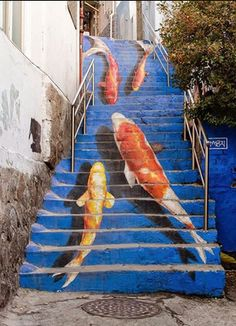 La révolution des escaliers colorés continue en Algérie