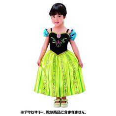 6f2e3def94fc4 ディズニー アナと雪の女王 おしゃれドレス アナ 戴冠式コレクション 1  RakutenIchiba