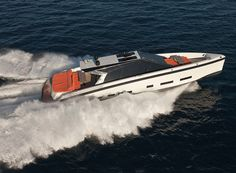 As we're all in a financial position to go yacht shopping, let's get down to brass tacks and figure out which one you should actually buy. Sport Yacht, Yacht Boat, Best Yachts, Luxury Yachts, Wally Yachts, Boat Insurance, Sport Boats, Deck Boat, Storm Surge