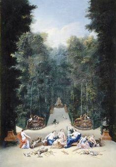 Bosquet de la Reine (Jean Cotelle)