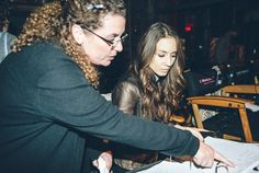 """""""Paula, our script supervisor, teaches me how to read her notes...I'm hopelessly lost but doing a good job of pretending. Seriously, it looks like hieroglyphics. . . """"  - Troian Bellisario (Spencer Hastings) PLL behind the scenes"""