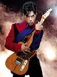 Prince is my favorite music artist of all time