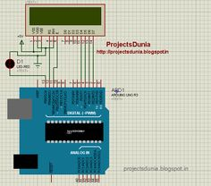 circuit diagram of display custom character in lcd Arduino Circuit, Circuit Diagram, Display, Character, Floor Space, Billboard