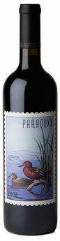 One of my true loves in life.  Paraduxx Wine.