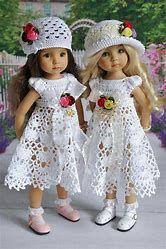 Image result for Free Patterns for American Girl Dolls Easter Dress