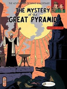 instantenglish: Blake & Mortimer 03 The Mystery of the Great Pyram...