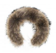 0461a5d96d76 Accessoires Poivre blanc W15-9000-wo nat raccoon fur band Accessoires, Femme ,