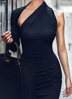 Estilo Fashion, Look Fashion, Classy Dress, Classy Outfits, Little Black Dress Classy, Mode Outfits, Fashion Outfits, Womens Fashion, Mode Inspiration