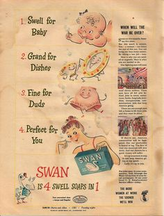 Swan Soaps