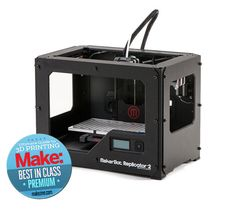 MakerBot Replicator 2 Now Shipping