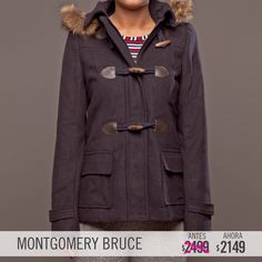 Montgomery Bruce