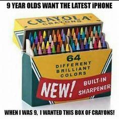 Crayola iPhone...