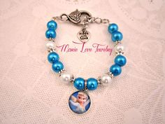 Hey, I found this really awesome Etsy listing at https://www.etsy.com/listing/192005435/elsa-elsa-bracelet-elsa-kids-bracelet