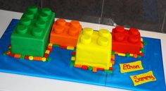 Lego  Cake by Sweetz Cakes
